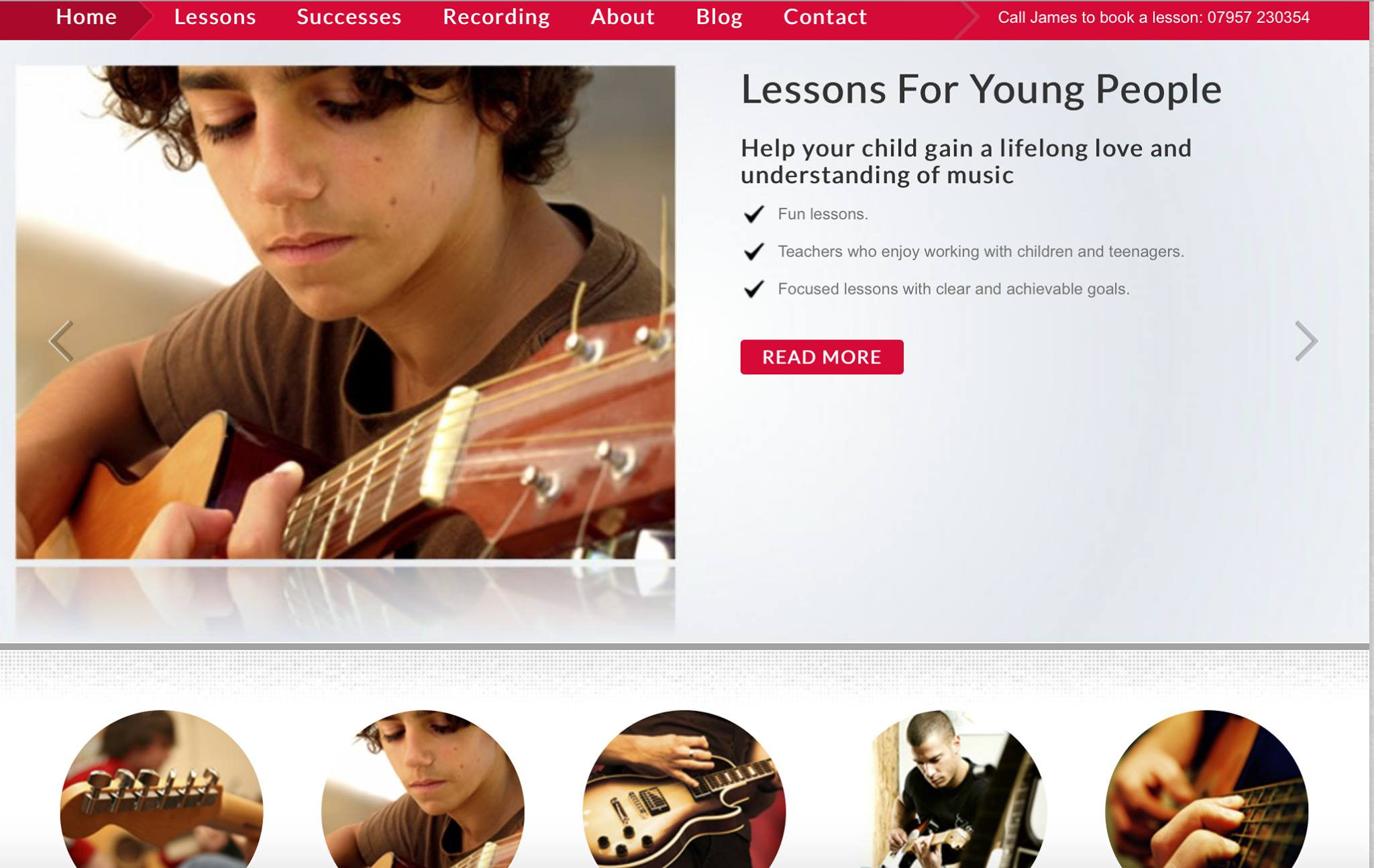 Acoustic Guitar Lessons Brighton