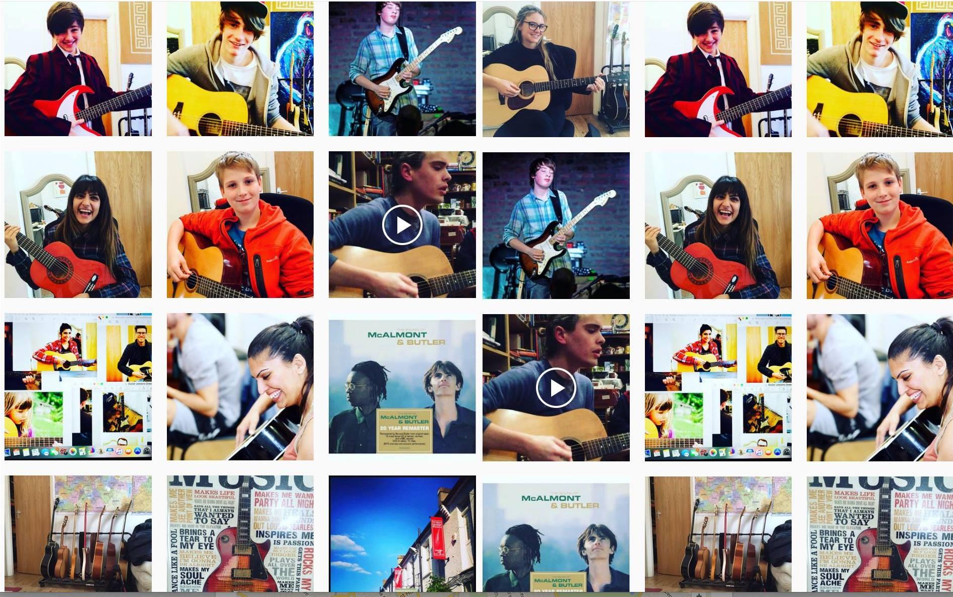 Guitar Lessons Portslade