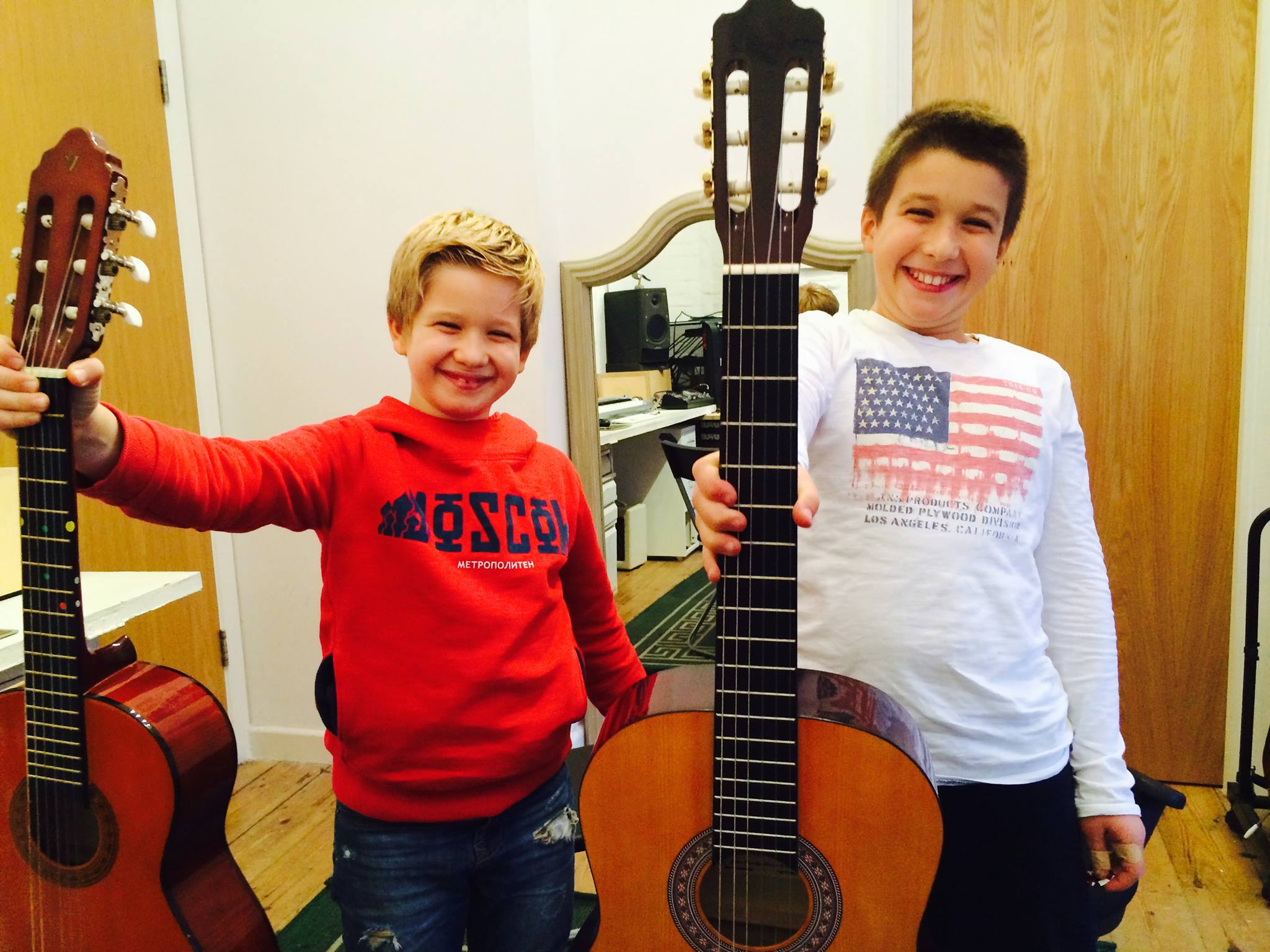 Guitar Lessons and Guitar Teachers in Portslade, Brighton