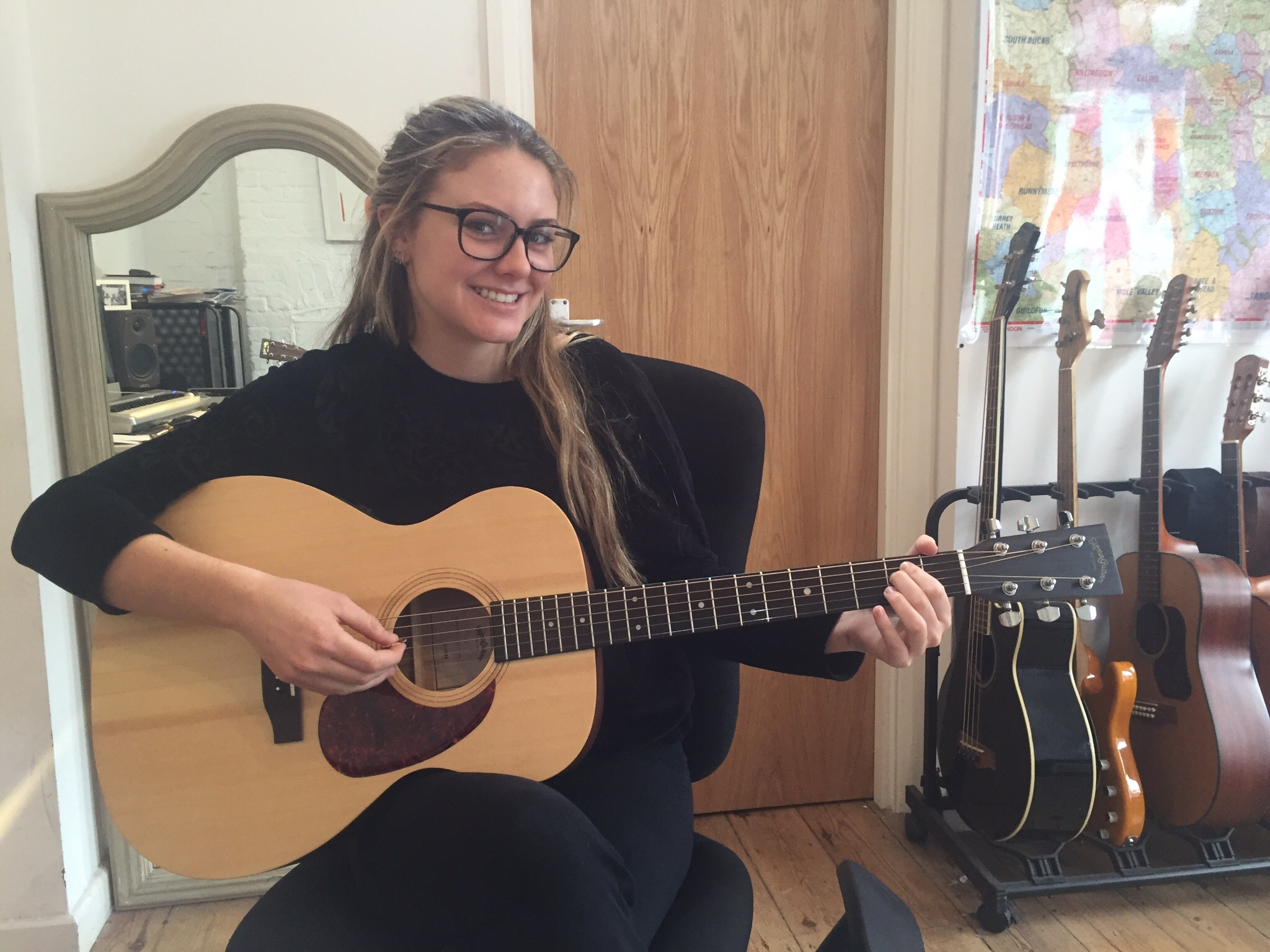Guitar Lessons Withdean