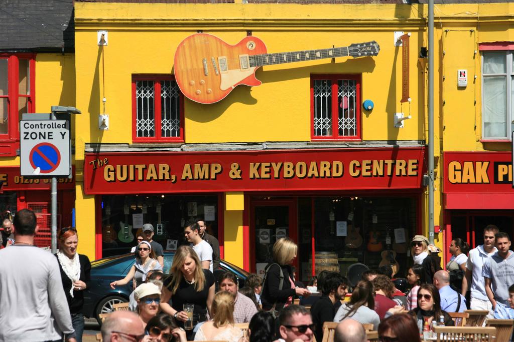 Music Shops Brighton