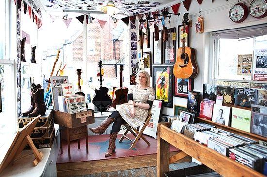 Music Shops in Brighton